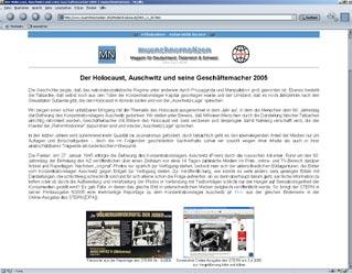 Unsere Reportage zu den falschen Bildern zum KZ Auschwitz