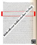 Faksimile aus dem Quellennachweis der HOLOCAUST CHRONIK von Droemer Verlagshaus
