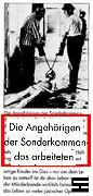 Faksimile aus der HOLOCAUST CHRONIK von Droemer