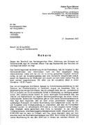 Der vom Journalisten Walter Egon Glöckel eingebrachte Rekurs auf Verfahrenshilfe