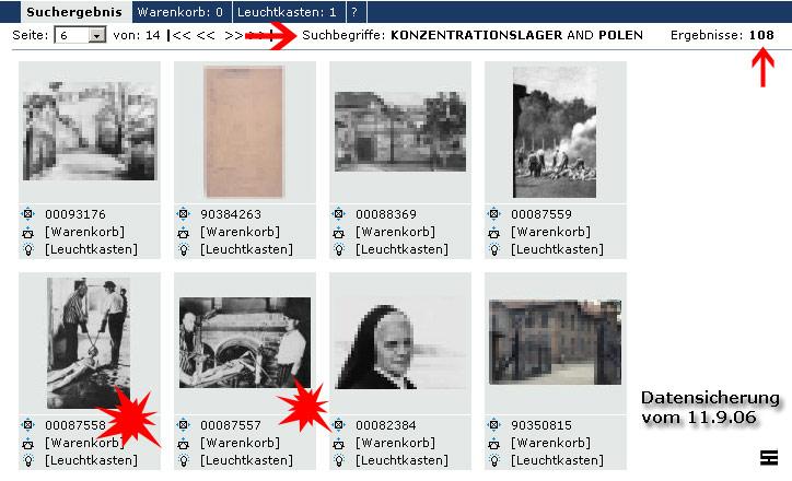 noch immer falsche Angaben zum Holocaust in Auschwitz