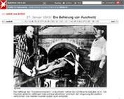 falsches Auschwitz Foto im STERN